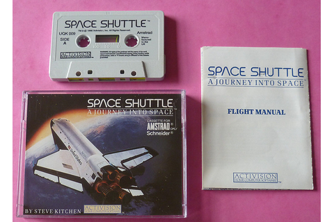 CPCRULEZ > AMSTRAD CPC > GAMESLIST > SPACE SHUTTLE ...