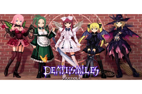 Deathsmiles Free Download Full PC Game FULL Version