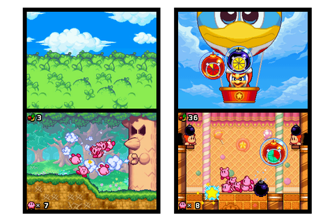Clever Kirby: Mass Attack Leads Nintendo DS' Last Stand ...