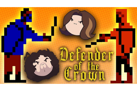 Defender of The Crown - Game Grumps - YouTube