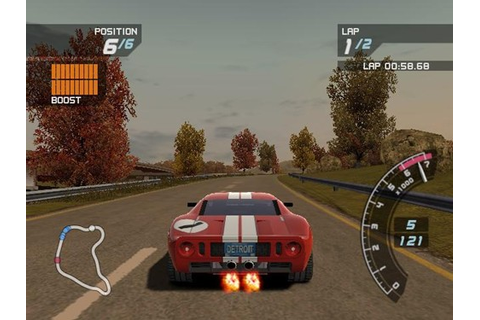 Download Ford Racing 3 Full Version ~ Running To The Future