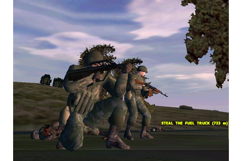Operation flashpoint red hammer cheats pc