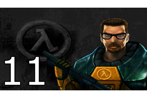 Half Life 1 - In Game Play - YouTube