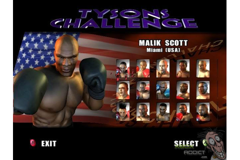 Mike Tyson Heavyweight Boxing (Original Xbox) Game Profile ...