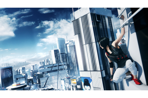 EA Teasing Mirror's Edge Catalyst; Keep Your Eyes Open ...