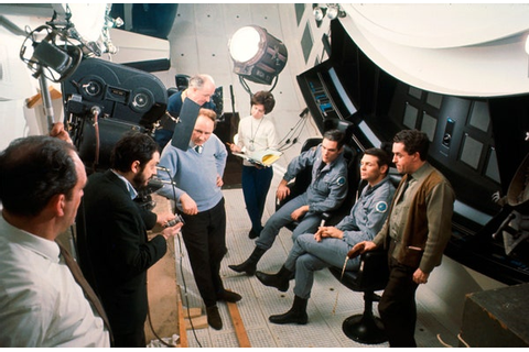 Photos: Behind the Scenes of 2001: A Space Odyssey ...