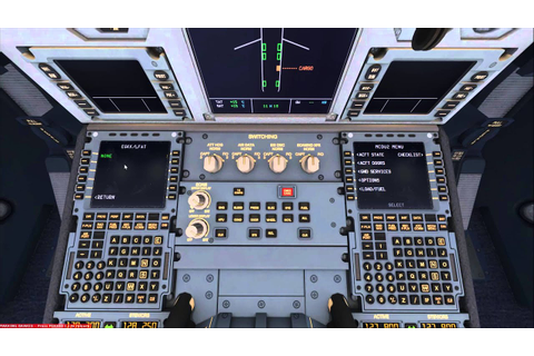 Aerosoft Airbus A320 Extended X Full Cold and Dark ...