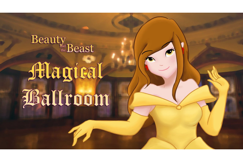 PG Plays | Beauty and the Beast Magical Ballroom - YouTube