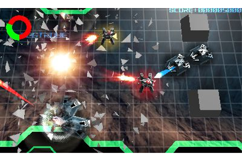 Ikaruga creator's 3DS shooter Kokuga translated to English ...