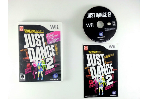 Just Dance 2 game for Wii (Complete) | The Game Guy
