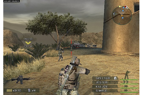 SOCOM 3: U.S. Navy SEALs - screenshots gallery ...