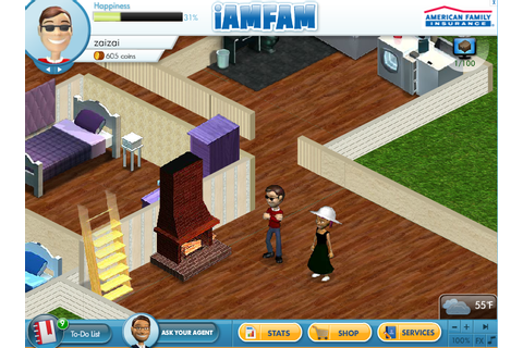Games Like I Am Fam - Virtual Worlds for Teens