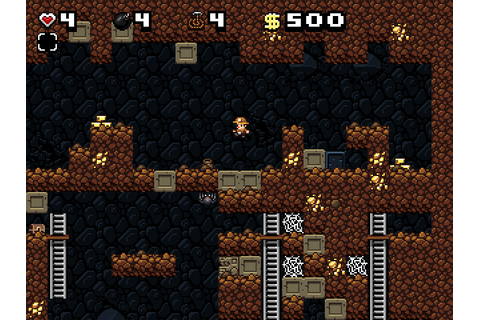 Spelunky - A Roguelike Platformer! (New Version Out ...