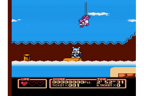 Tiny Toon Adventures 2: Trouble in Wackyland Download Game ...