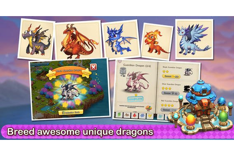 Dragon Friends: Guide to Breeding All the Dragons ...