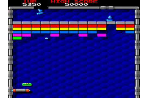 Game Over:Arkanoid - YouTube