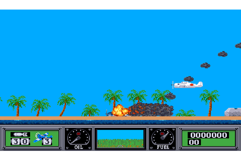 Wings Of Fury - The Company - Classic Amiga Games