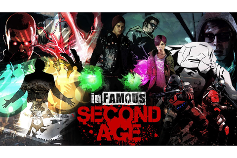 "My Idea for the Next inFAMOUS Game ""inFAMOUS: Second Age ..."