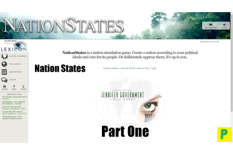 New Nation | #1 | NationStates.net - YouTube
