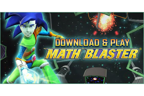 Math Blaster for Kids| Play Cool Math Games | JumpStart