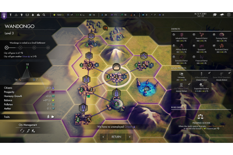 Interstellar 4X Strategy Game Pax Nova Hits Early Access