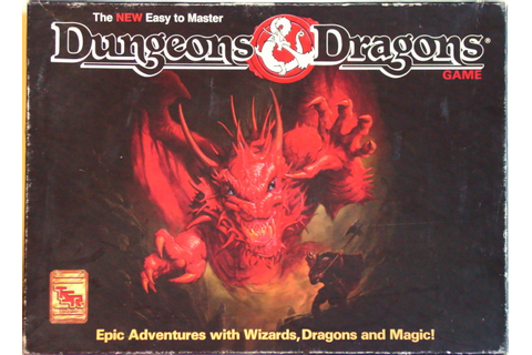 What's In That Game Box? – The New Easy To Master Dungeons ...