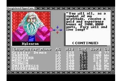 Tales of the Unknown Volume I: The Bard's Tale - game ...