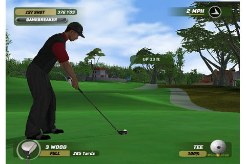 Tiger Woods PGA Tour 06 (2005) by EA Sports GameCube game