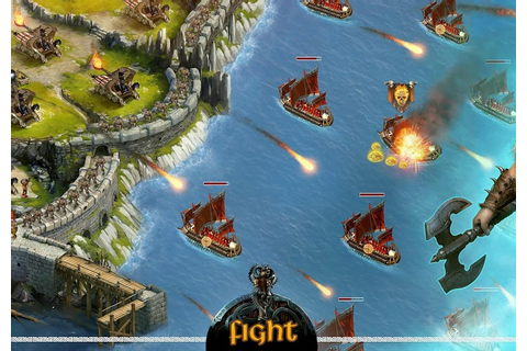 Download Vikings War of Clans on PC with BlueStacks