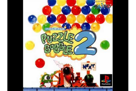 Puzzle Bobble 2 OST - Intro Theme - YouTube