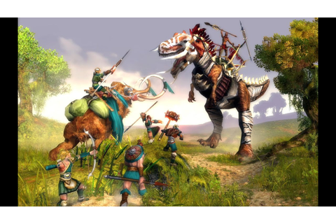 Dinosaur News Center: Episode 8 Paraworld (PC game) Review ...