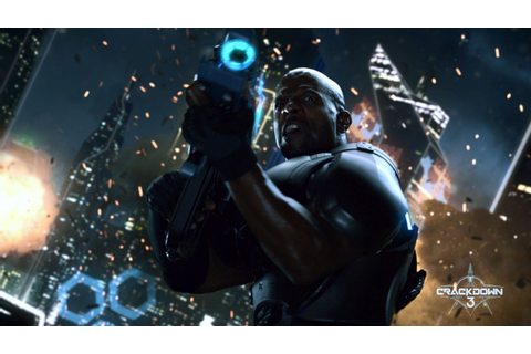 Crackdown 3 welcomes you to the agency and Xbox One X | VG247