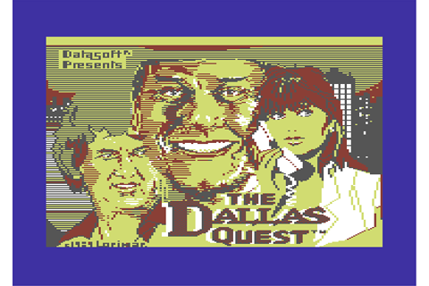 Download The Dallas Quest - My Abandonware