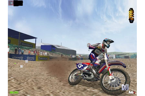 Pc Games: MOTO RACER 3