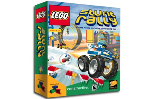 LEGO Stunt Rally - Brickipedia, the LEGO Wiki