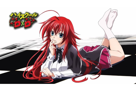 High School DxD Puzzle Game for Android - YouTube