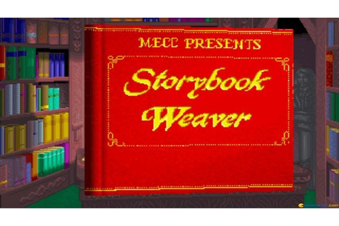 Storybook Weaver gameplay (PC Game, 1992) - YouTube