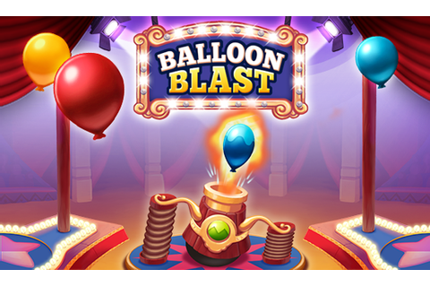 Up Up and Away! Balloon Blast Takes Flight! | GameDuell Blog