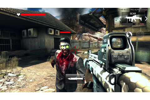 The 10 best First Person Shooter (FPS) games for Android ...