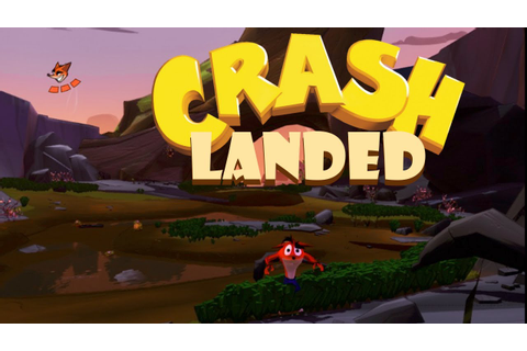 CRASH LANDED (Cancelled game) SCREENSHOTS LEAKED - YouTube