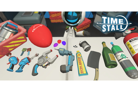Time Stall Review (Oculus Quest): Stop Time, Save the Ship ...