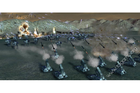 Supreme Commander: Forged Alliance - Download Free Full ...