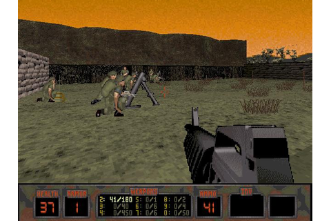 NAM Download (1998 Arcade action Game)