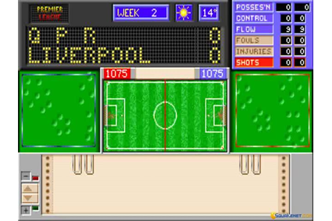 Tactical Manager (1994) - PC Game