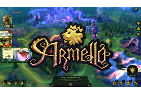 Armello - Launch Trailer - YouTube