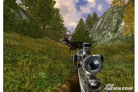 Game Zone: Deer Hunter: Extended Season cheat codes