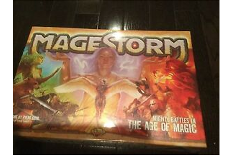 Magestorm Board Game by Nexus Games SW | eBay
