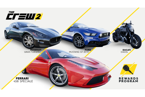 The Crew 2 - Games.cz
