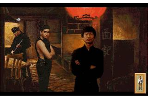Heart of China Download (1991 Adventure Game)