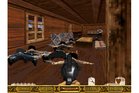 Super Adventures in Gaming: Outlaws (PC) - Guest Post